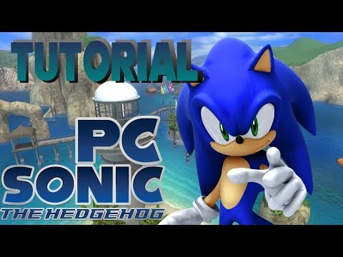 How To Play Sonic 06 On PC Tutorial  | Hedgehog Month