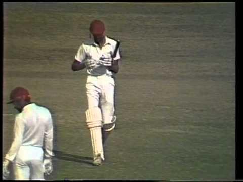 Imran Khan 559 Killer Bowling Vs West Indies 198687 In