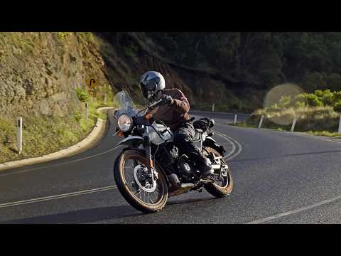 2017 Royal Enfield Himalayan Review