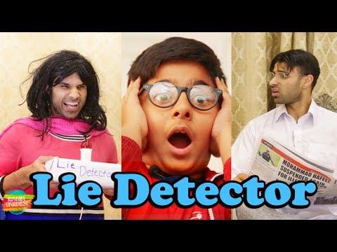 Lie Detector  Rahim Pardesi