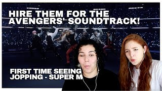 Download lagu Musicians React to SuperM 슈퍼엠 'Jopping'