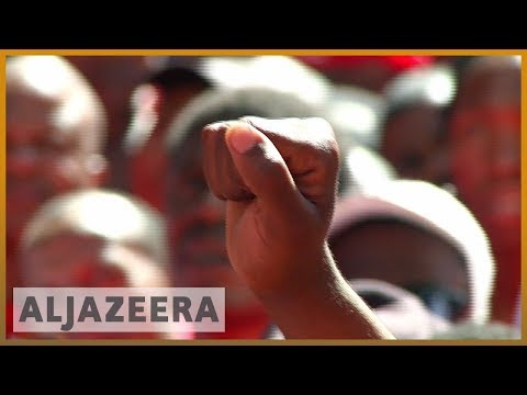 🇿🇦 South African workers strike over minimum wage | Al Jazeera English