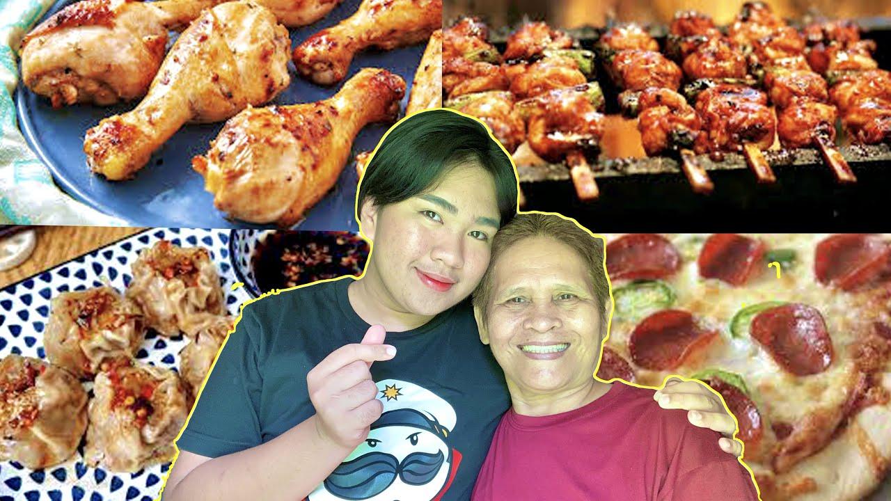 NAMISS NAMIN ANG STREET FOOD KAYA NAG MUKBANG KAMI (FAMILY BONDING)