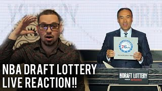 Live 2018 NBA Draft Lottery
