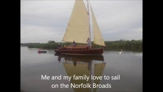 Norfolk Broads Sailing 2015