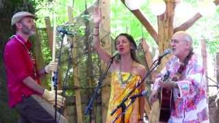Bethany Yarrow, Showers of Blessings / We Shall Not Be Moved, Front Porch, OCF, 7-1-13