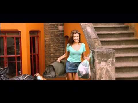 India De Beaufort  Run Fatboy Run   Clevage  Short Skirt  India Edit