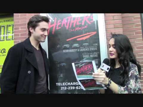 VIPAccessEXCLUSIVE: Ryan McCartan Exclusive Interview With Alexisjoyvipaccess In NYC