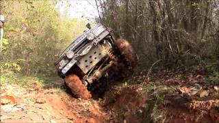 5x Land Rover Discovery TD5   **Extreme Offroad Trip 2016/1 Şile**