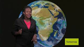 Weather forecast for 30 10 2018 by Daphine Kabasita