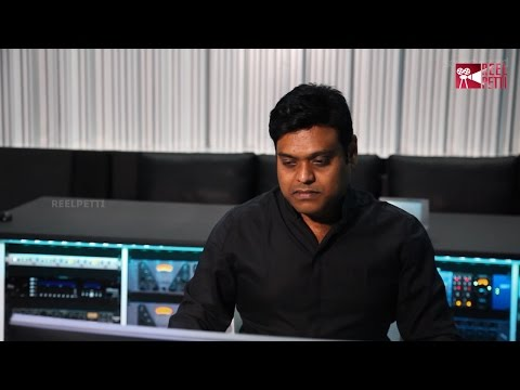 Harris Jayaraj's Studio H - Behind Recording Studio Launch | Tamil Cinema News | Kollywood