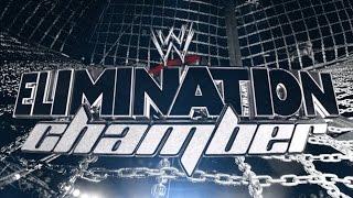 [WWE 2K16/PC] Elimination Chamber Match [WWE Universal championship]