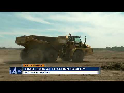 Racine County focuses on workforce development at Foxconn