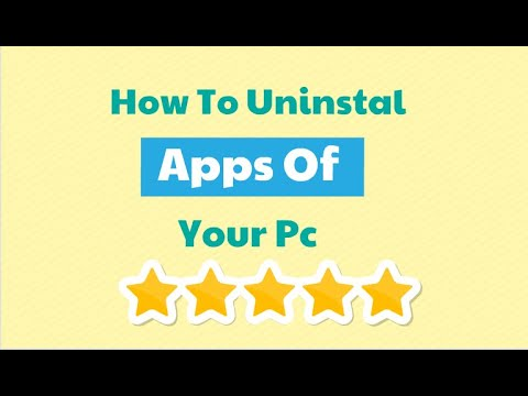 how-to-uninstall-a-app-of-a-pc