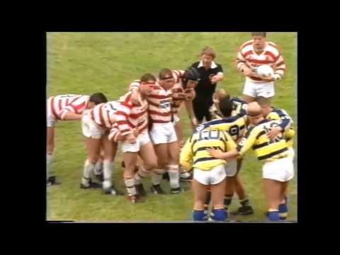 Warrington v Wigan 1989 Locker Cup