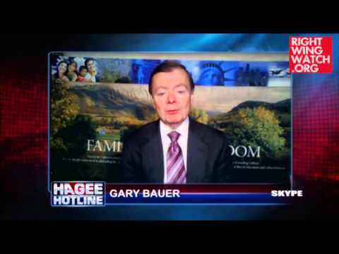 Martin Luther King Jr. Would Be 'Mortified' By The Gay Marriage Movement, Gary Bauer Claims