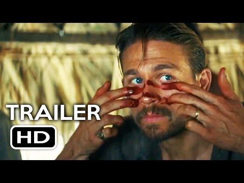 Thumbnail: The Lost City of Z Official Teaser Trailer #1 (2017) Tom Holland, Robert Pattinson Action Movie HD