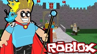 Roblox / Build a Castle Ty/ King Chad / Gamer Chad Plays