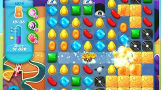 Candy Crush Soda Saga Level 1078 No Boosters