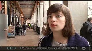 Découvrir Toulouse en détail : Portrait de Manon Bril