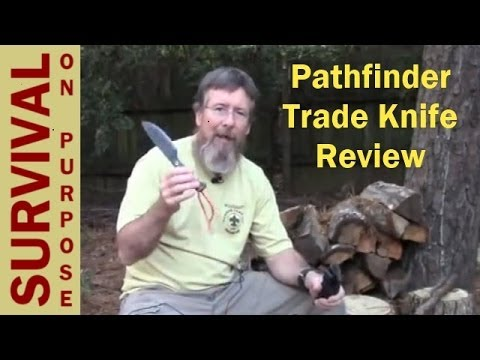 Habilis Pathfinder Trade Knife Review- Survival Knives