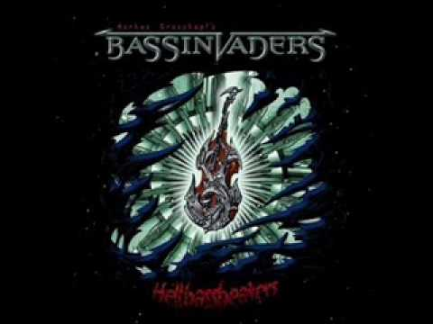 Bassinvaders - Eagle Fly Free