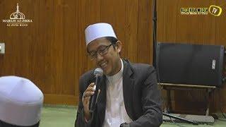 Halaqah Subuh bersamaKH. Mukti Ali Pimp. Ponpes Fajrussalam Sentul