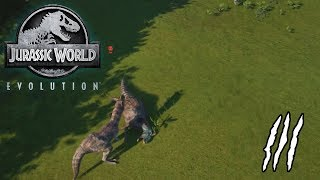 Jurassic World Evolution #003 Rassentrennung