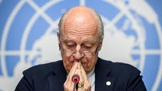 Очередной раунд переговоров по Сирии назвали «большим упущенным шансом» (новости)