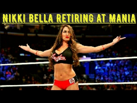 Details On Nikki Bella Leaving WWE - WWE Amplified 2/6/17