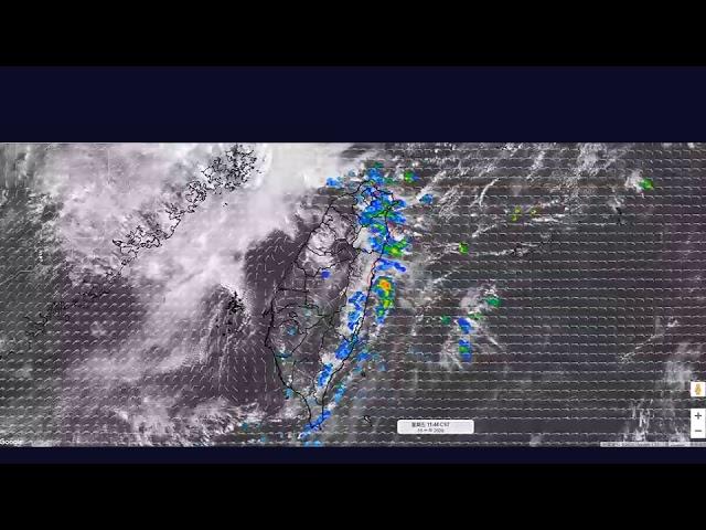 為什麼基隆宜蘭下了一整個月的雨,而且還沒看到盡頭!