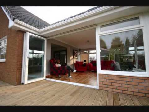 Upvc And Pvc Sliding Bifold Doors Youtube