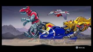 Power Rangers Mega Battle - Megazord #PSX Gameplay