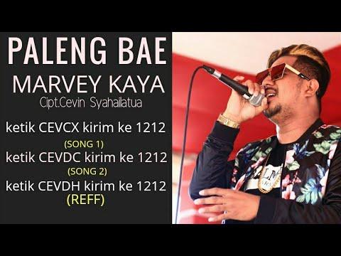 PALENG BAE -  MARVEY KAYA (Official Music Video)