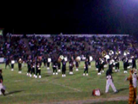 Jackson and Raines halftime show 09