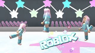 Roblox: Focus Dance and Gymnastics ~ Figure Skating