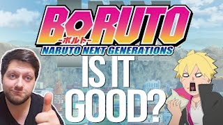 BORUTO IS IT GOOD?! | Boruto: naruto next generations review