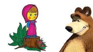 Маша и Медведь аудиосказка