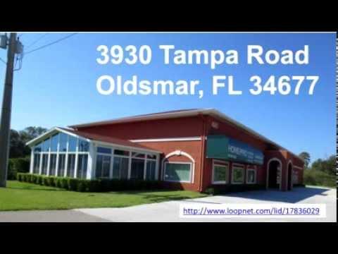Commercial Real Estate for Sale 3930 Tampa Road Oldsmar FL