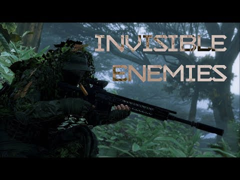 Invisible Enemies | Ghost Recon Wildlands: Fallen Ghosts