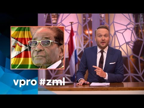 Staatsgreep Zimbabwe - Zondag met Lubach (S07)