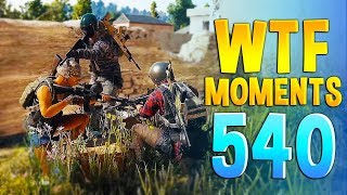 PUBG Daily Funny WTF Moments Highlights Ep 540
