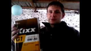 KIXX G1 5w30 моторное масло.мое мнение.(ПРОЧТИ ЭТО. решил проверить на своем акценте это масло. только не думайте, что это реклама. говорю свое..., 2015-11-09T10:38:25.000Z)