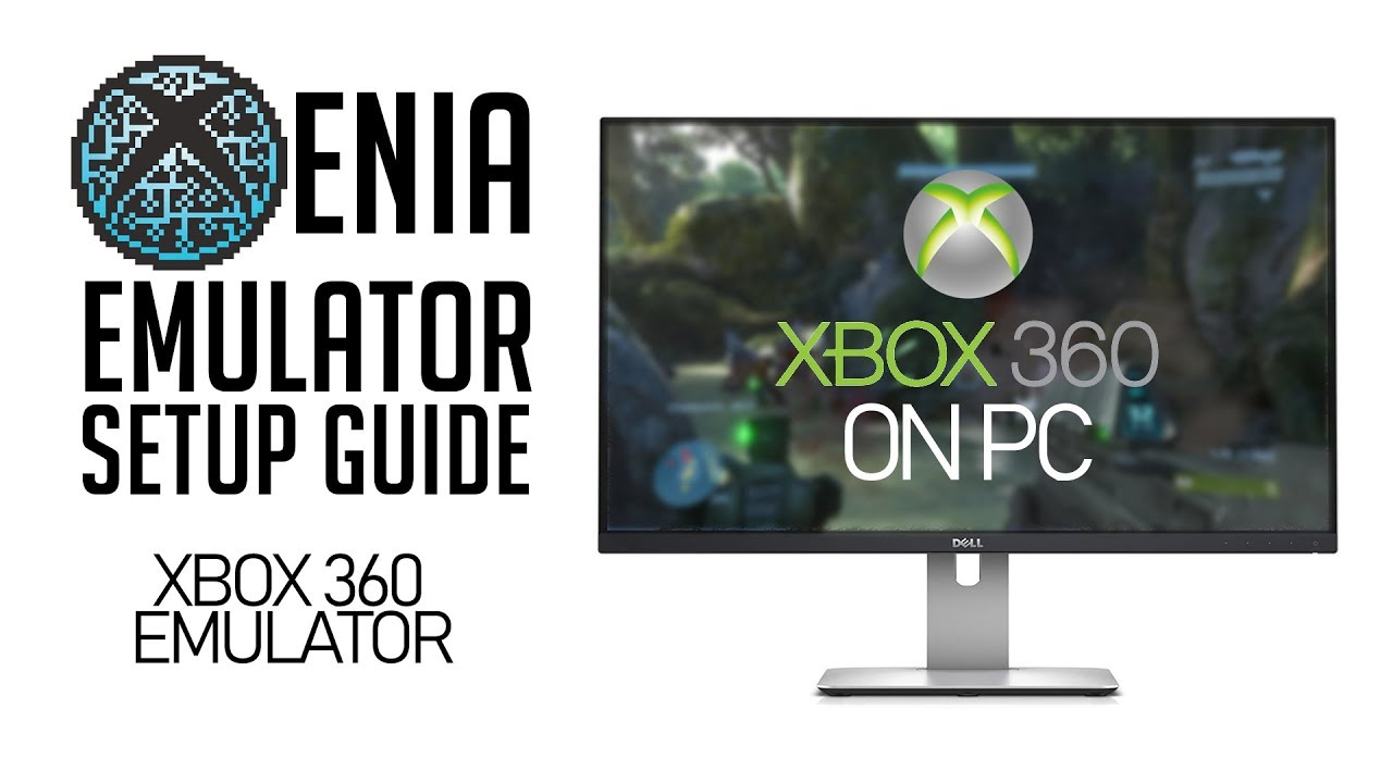 Xenia Setup Guide