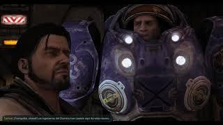 Starcraft II - Wings of Liberty - walkthrough gameplay parte 2 (Los Forajidos)