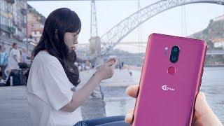 머나먼 유럽에서 리뷰하는 LG G7 ThinQ! 재밌는 기능과 아쉬운 점은?