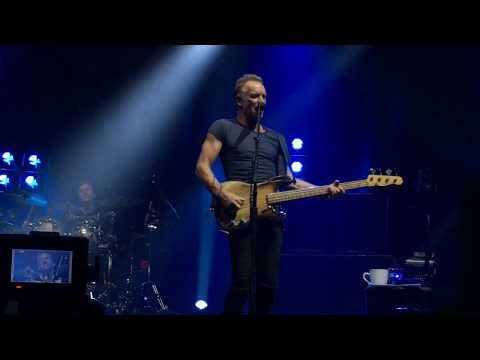 Sting - Every breath you take (live 2017)
