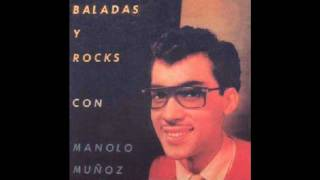 Manolo Muñoz un chico ye ye