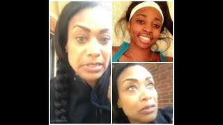 "TAMI ROMAN talks about Kenneka Jenkins,""Her Friends Need to Tell Truth""!"