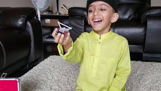 Lego cars - toys built by Yousuf